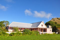 Fyffe House - Historical House at Kaikoura Stock Photography