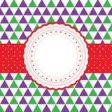 fyll på kan card text för mallen för lyckönskanhälsningsstolpen dig som är din Royaltyfria Foton