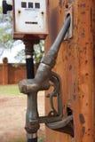 fyllande pump Fotografering för Bildbyråer