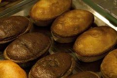 Fyllda läckra italienska donuts Royaltyfri Fotografi
