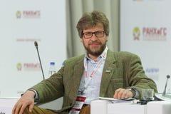 Fyodor Lukyanov Royalty Free Stock Photo