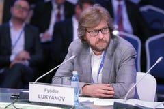 Fyodor Lukyanov Stock Photo