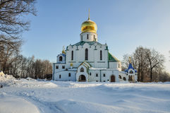 The Fyodorovsky Cathedral. Royalty Free Stock Image