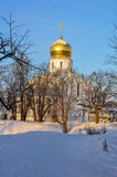 The Fyodorovsky Cathedral. Royalty Free Stock Images