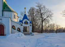 The Fyodorovsky Cathedral. Stock Photo
