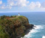 Fyr av Kauai Royaltyfri Fotografi