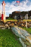 Fyr av Yarmouth, Nova Scotia royaltyfria foton