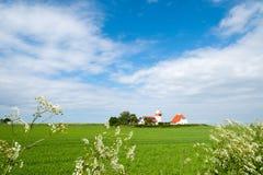 fyr hov φάρος νησιών langeland Στοκ εικόνες με δικαίωμα ελεύθερης χρήσης