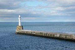 Fyr i Aberdeen Royaltyfria Bilder