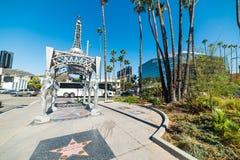 Fyra damer av Hollywood i Los Angeles royaltyfria bilder