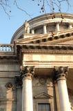 Fyra domstolar royaltyfri fotografi