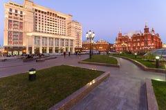 fyra hotellsäsonger royaltyfria bilder