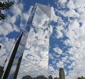 Fyra World Trade Center Arkivbild