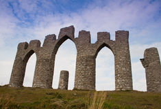 Fyrish Monument, Scottish Highlands Royalty Free Stock Image