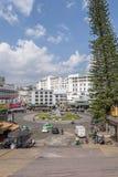 Fyrkant för Da-Latmarknad, Da-Lat, Vietnam Royaltyfri Fotografi