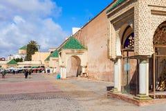Fyrkant för El Hedim Fotografering för Bildbyråer