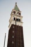 Fyrkant för St Mark ` s, i Venedig, Italien Royaltyfria Bilder