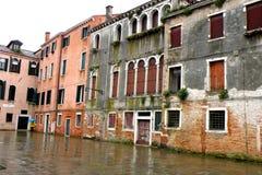 Fyrkant i Venedig Fotografering för Bildbyråer