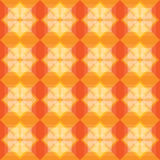 Fyrkanter mönstrar varm bakgrund Arkivfoton