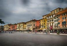 Fyrkantig behå Verona Royaltyfria Bilder