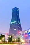 fyrkantig byggnad hangzhou för västra sjökultur Royaltyfria Bilder