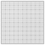 Fyrkantig rasterbakgrund vektor Arkivfoto