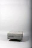 Fyrkantig stol Arkivbilder