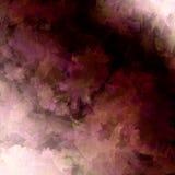 Fyrkantig vår-, sommar- och höstbakgrund Royaltyfri Fotografi