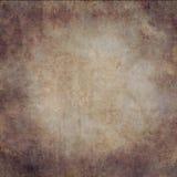 Fyrkantiga bruna Art Background fotografering för bildbyråer