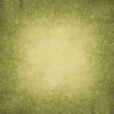 Fyrkantiga gröna Art Background arkivfoton