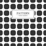 Fyrkantiga sömlösa geometriska modeller vektor illustrationer