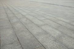 Fyrkantigt golv Arkivbilder