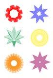 Fyrverkeridiagram Royaltyfri Fotografi