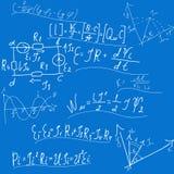 Fysica royalty-vrije illustratie