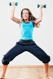 Fysieke Oefeningen stock foto