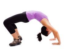 Fysiska övningar arkivfoto