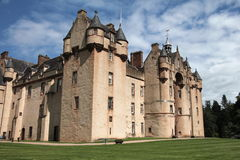Free Fyvie Castle Scotland Stock Photos - 58392213