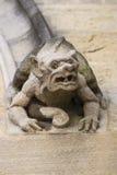 Gárgola de Oxford Foto de archivo libre de regalías