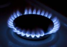 Gás Foto de Stock