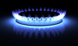 Gás Imagens de Stock