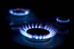 Gás-anel Imagens de Stock Royalty Free