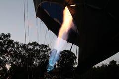 Gás do balão Imagens de Stock