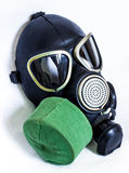 Gás mask Fotos de Stock