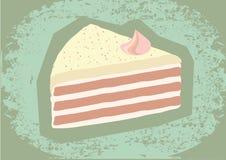 Gâteau. Photographie stock libre de droits