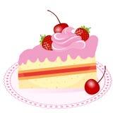 Gâteau Images stock