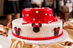 Gâteau Photographie stock