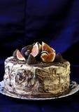 Gâteau au café illustration libre de droits