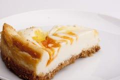 Gâteau au fromage Photo stock