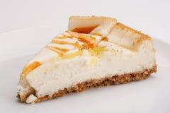 Gâteau au fromage Photographie stock