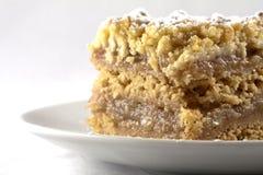 Gâteau aux pommes Image stock